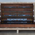 2 Many Synths – 19U 200HP Solid Oak Eurorack Case – Special Edition for BoBeats IMG_9172