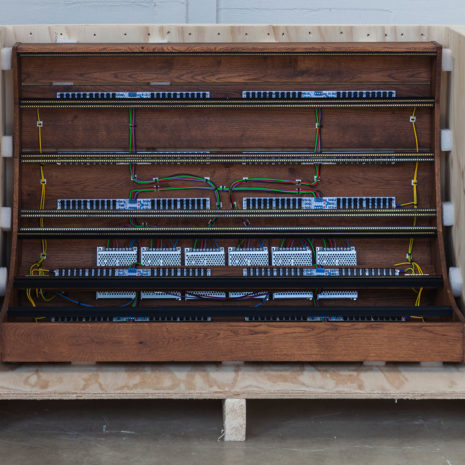 2 Many Synths - 19U 200HP Solid Oak Eurorack Case - Special Edition for BoBeats IMG_9172