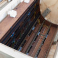 2 Many Synths – 19U 200HP Solid Oak Eurorack Case – Special Edition for BoBeats IMG_9173