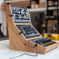2-Many-Synths—Make-Noise-stand-for-3—IMG_9705