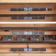 Eurorack case 12U 126HP solid Oak – 2 Many Synths – IMG_7228 web