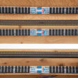 Eurorack case 12U 126HP solid Oak – 2 Many Synths – IMG_7241 web