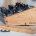 Moog Minitaur – 2 Many Synths – solid Oak side panels (8)